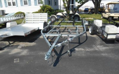 LOAD RITE DOUBLE JET SKI TRAILER