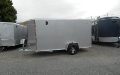 ALUM SPORT HAVEN ENCLOSED TRAILERS.