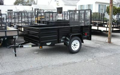 MCT UTILITY TRAILERS ALL SIZES I