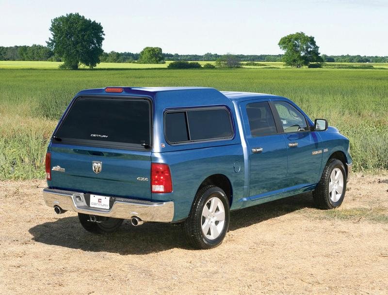 Truck Caps in Delaware | Four Acres Trailer Sales, Inc