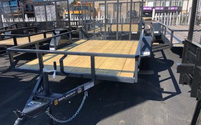 BELMONT LANDSCAPE TRAILERS – IN STOCK!